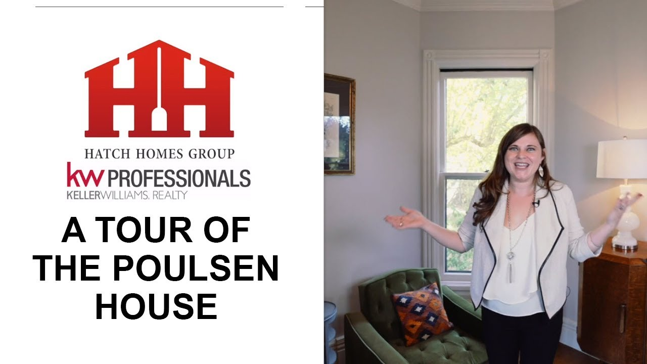 We Listed This Iconic Portland Landmark, the Poulsen House- Take the Tour