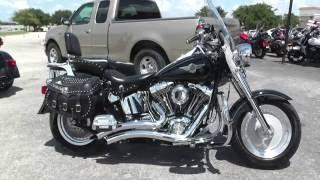 2. 077367 - 2004 Harley Davidson Softail Fat Boy FLSTFI - Used motorcycles for sale