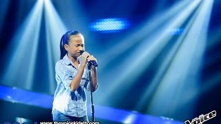 The Voice Kids Thailand - แพร - เสมอ - 1 Feb 2015