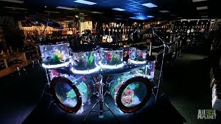 Drum Set Tank | Tanked