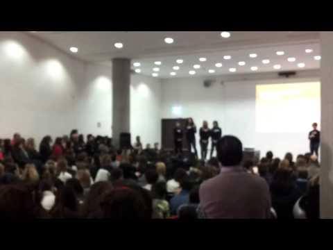 Presentazione POF liceo Virgilio a Villa Fondi. Non solo classico