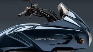 9. 2016 Honda CTX700 DCT ABS
