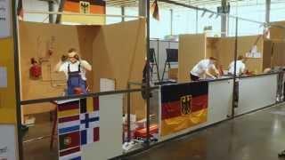 Euroskills 2014 - Der Anlagenmechaniker SHK