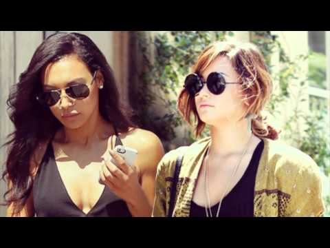 AMAZING DUET: Demi Lovato + Glee's Naya Rivera Sing The Beatles