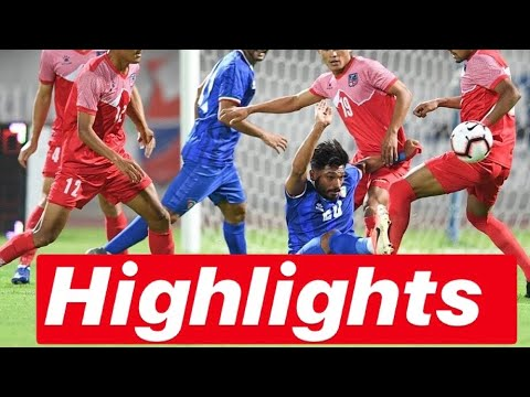 Match Highlights | Kuwait 🇰🇼 vs Nepal 🇳🇵| FIFA World-cup Qualifiers 2022