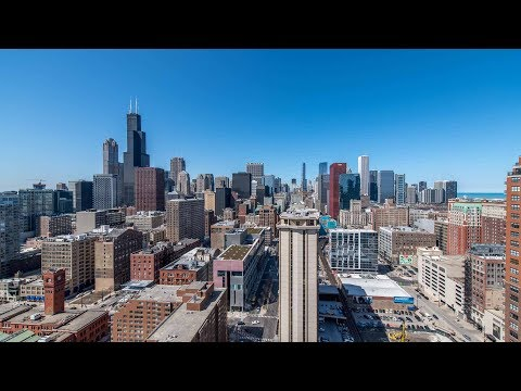 A South Loop penthouse with fabulous views at Astoria Tower