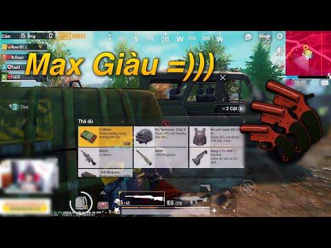 PUBG Mobile | Khi Cả Đội Đều Có AWM - Vẩy AWM Như Vẩy Rau Khiến Cả Map Rung Chuyển =))) - Thời lượng: 13 phút.