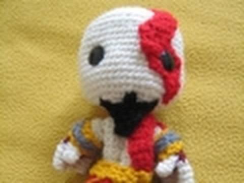 Kratos Sackboy