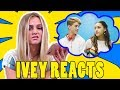 Download Lagu Ivey Reacts: Little Bit (MattyBRaps ft Haschak Sisters) Mp3 Free