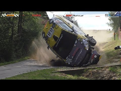 Rally Crash Compilation 2017 by MaxxSport