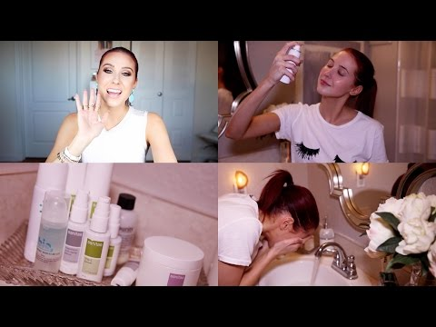 Skincare Routine 2015 | Jaclyn Hill