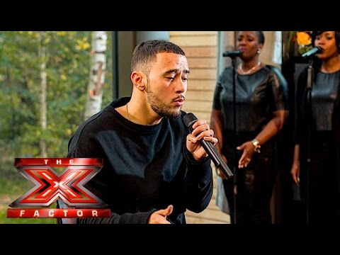 Will Grimmy Be Lost Without Mason Noise? | Judges Houses | The X Factor 2015