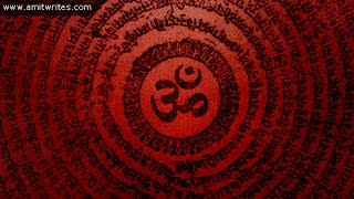 Om (Aum) when chanted properly is attributed with peace, tranquility, meditation, bliss, nirvana, eternal realization, soul, purity,...