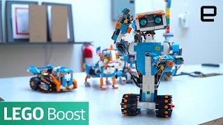 LEGO ® BOOST 功能展示