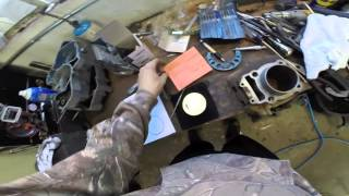 7. How To Install Piston Rings On a 4 Stroke Piston