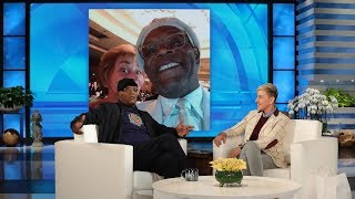 Video Samuel L. Jackson Spent His 70th Birthday Dancing with Judge Judy MP3, 3GP, MP4, WEBM, AVI, FLV Januari 2019