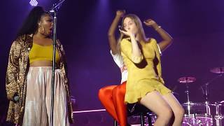 12/15 HAIM - The Girl is Mine w/Lizzo! @ Aragon Ballroom #2, Chicago, IL 5/12/18