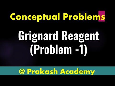 Organische Chemie: Grignard-Vorbereitung alchohol