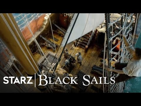 Black Sails Season 2 (Featurette 'In Production Now')
