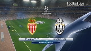Video PES 2017 | UEFA Champions League | Monaco vs Juventus | Gameplay PC MP3, 3GP, MP4, WEBM, AVI, FLV Agustus 2017