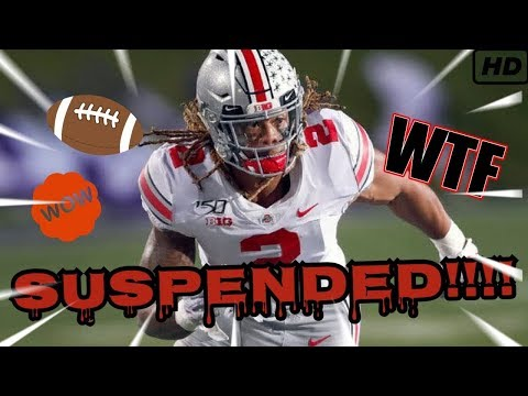 Chase Young Suspended!!!! What Does This Mean Going Forward? Should He Have Been Suspended?
