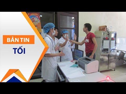 Vì sao bác sĩ cấp cứu hay bị hành hung? | VTC - Thời lượng: 83 giây.