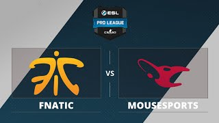 fnatic vs mouz, game 1