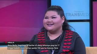 Video RUMPI - Aleta Molly Bagi - Bagi Berlian Di Ulang Tahun 17 (29/1/19) Part 3 MP3, 3GP, MP4, WEBM, AVI, FLV Februari 2019