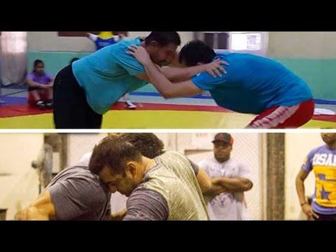 First Look: Salman Khan's Sultan Vs Aamir Khan's D