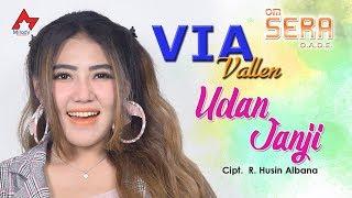 Video Via Vallen - Udan Janji [OFFICIAL] MP3, 3GP, MP4, WEBM, AVI, FLV Mei 2019