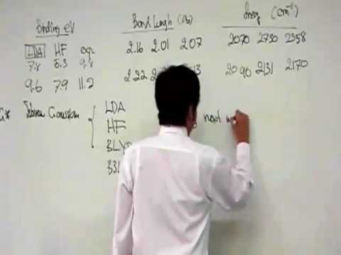 Lecture 29/33 Electronic Structure Theory (Physics KKU)