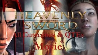 Heavenly Sword      All Cutscenes And Quick Time Events