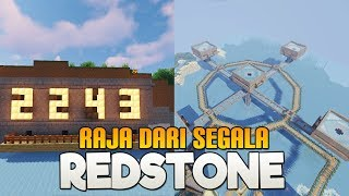 Video Minecraft Indonesia : Showcase Map Calon Raja Redstone ! MP3, 3GP, MP4, WEBM, AVI, FLV Desember 2018
