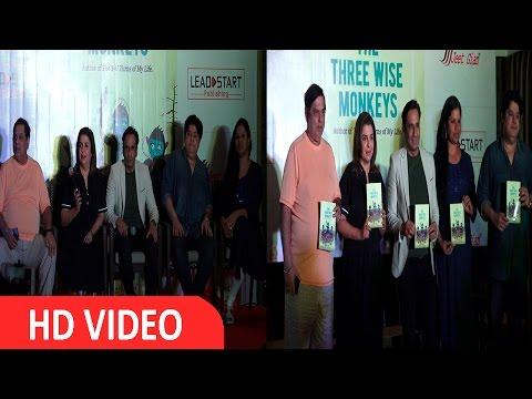 David Dhawan,Farah Khan & Sajid Khan Interview At Launch Funny Book The Three Wise Monkeys