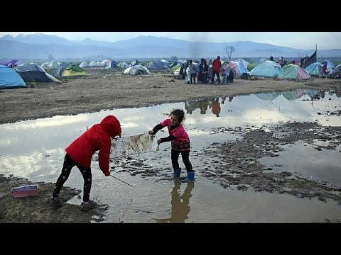 Ειδομένη: Σε εξέλιξη η σταδιακή απομάκρυνση προσφύγων και μεταναστών