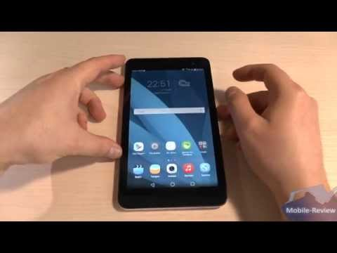 Видеообзор Huawei MediaPad T1 7.0