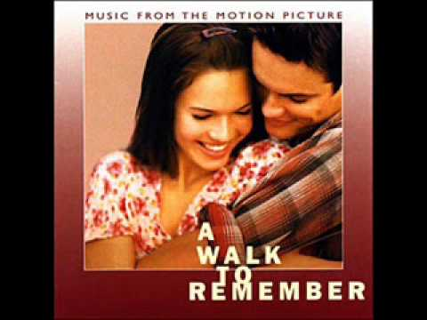 You - A Walk To Remember Soundtrack