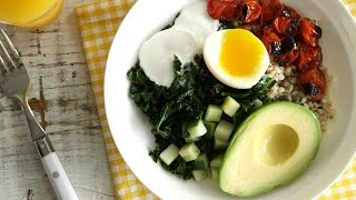 Must-Make Savory Breakfast Bowl - Everyday Food with Sarah Carey by Everyday Food