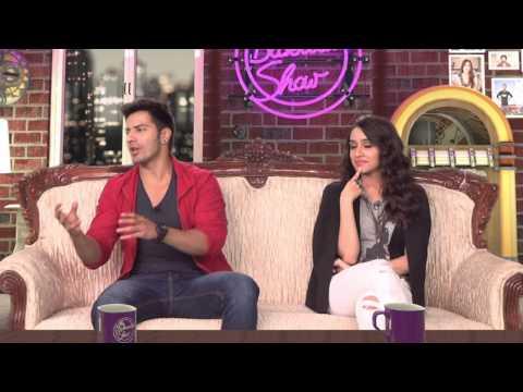 Video Varun Dhawan & Shraddha Kapoor | The Bakwaas Show | ABCD 2 download in MP3, 3GP, MP4, WEBM, AVI, FLV January 2017