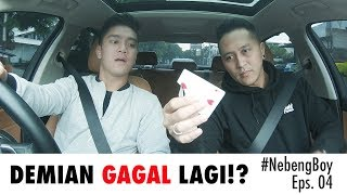 Video Demian Gagal Trik Lagi!? Boy William Penasaran! - #NebengBoy Eps 04 MP3, 3GP, MP4, WEBM, AVI, FLV Februari 2019