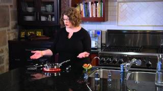 Stainless Steel Slotted Spoon Demo Video Icon