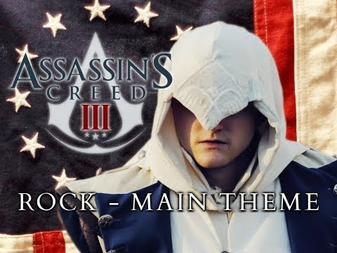 Warialasky - Download the song at: http://warialasky.bandcamp.com/track/assassins-creed-3-main-theme-rock-cover This is a rock rendition of the official main theme from A...
