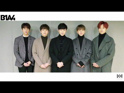 2017 B1A4가 전하는 새해 인사 메세지