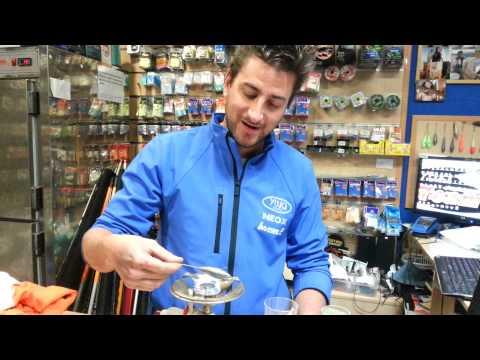 plomos - En este video podremos ver al campeón del mundo David Alcantara plastificando plomos y dandonos sus pequeños consejos para hacerlos perfectamente.