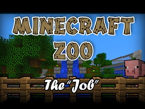 Minecraft Zoo: The