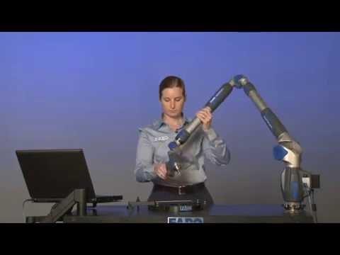 FaroArm Move Device Position