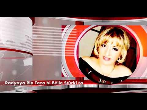 Nûçeyên hefteyê li radyoya Ria Taza bi Bêlla Stûrkî ra 208