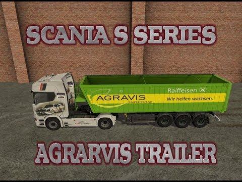 Agrarvis trailer v2.0