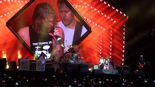 "CP♫ FULL HD Foo Fighters ""Under Pressure"" Live @ Firenze Rocks 2018"