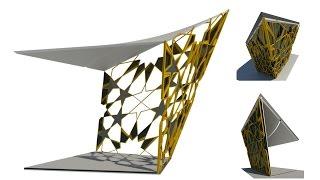Revit : Complex adaptive component